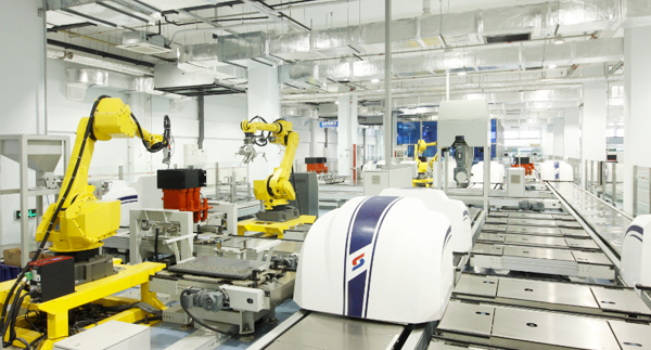57 Express Automated Production Line